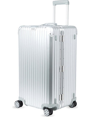 RIMOWA Topas four-wheel suitcase