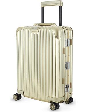RIMOWA Topas Titanium multi-wheeled suitcase