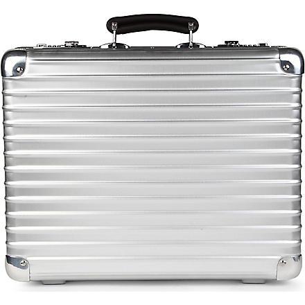 RIMOWA Classic Flight Attache case (Silver