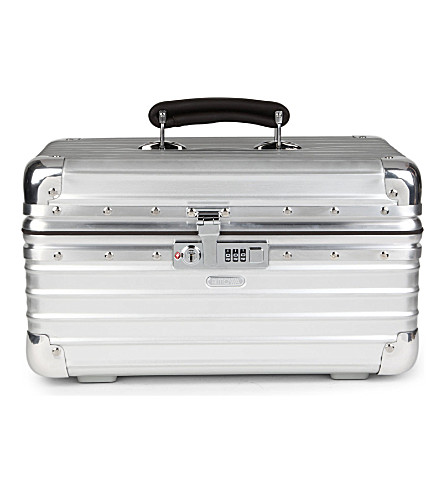 RIMOWA Classic Flight beauty case 39cm (Silver