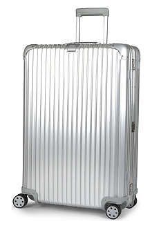 RIMOWA Topas 4 wheel upright 81.5cm silv