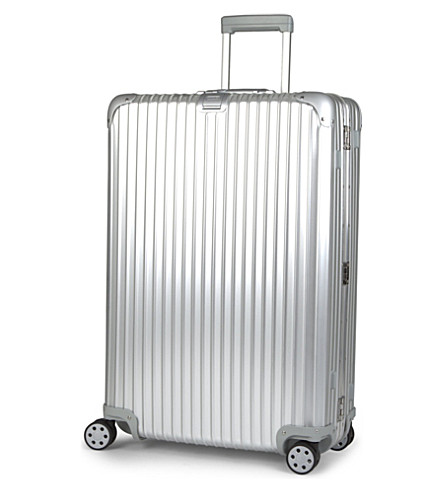 RIMOWA Topas four-wheel suitcase 81.5cm