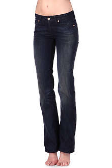 7 FOR ALL MANKIND Kimmie bootcut low-rise jeans