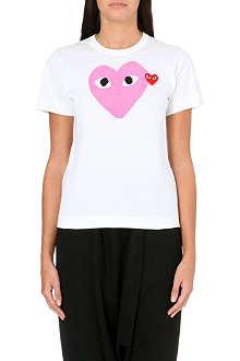PLAY Heart logo t-shirt