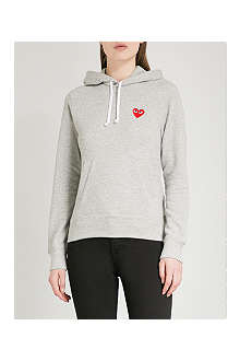 PLAY Heart-logo hoody