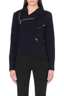 COMME DES GARCONS Milano wool biker jacket