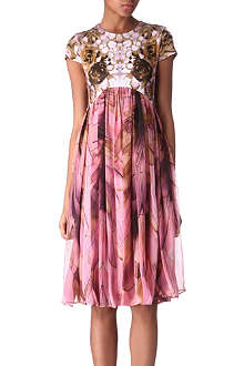 MCQ ALEXANDER MCQUEEN Dragonfly dress
