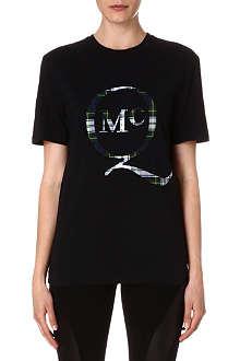 MCQ ALEXANDER MCQUEEN Boyfriend logo-print t-shirt
