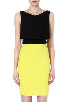 MCQ ALEXANDER MCQUEEN Layered cropped top
