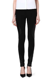 MCQ ALEXANDER MCQUEEN Engineered leggings