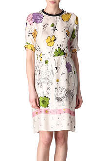 MARNI EDITION Printed dress