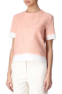 MARNI EDITION Jacquard top