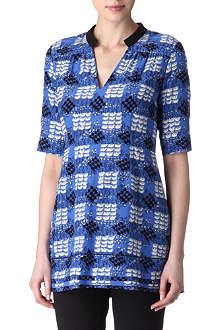 MARNI EDITION Duck-printed tunic