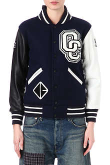 OPENING CEREMONY Exclusive OC patch varsity jacket