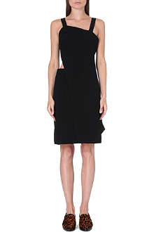 OPENING CEREMONY Theroux layered crepe dress