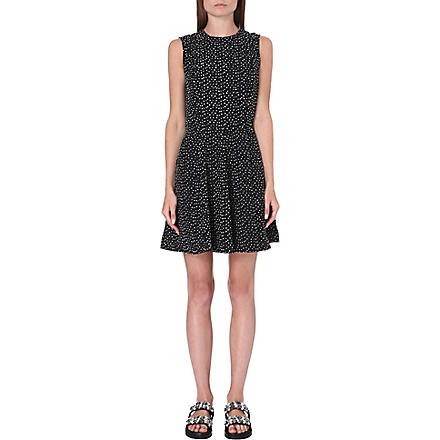 OPENING CEREMONY Daza embellished dress (Black
