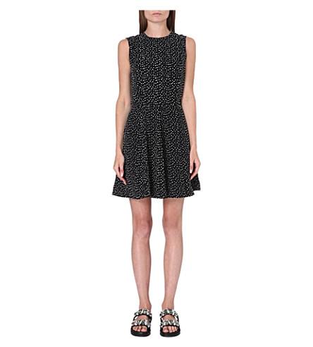 OPENING CEREMONY Daza embellished dress (Black