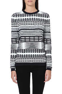 OPENING CEREMONY Jagged Lines jumper