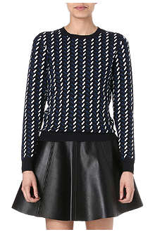 OPENING CEREMONY Calyx knitted jumper