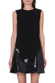 OPENING CEREMONY Theroux sleeveless crepe top