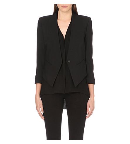 HELMUT LANG Smoking tuxedo blazer (Black