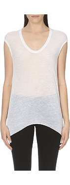 HELMUT LANG Cowl–back top