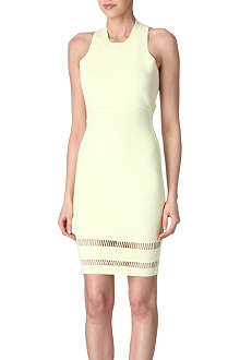 ALEXANDER WANG Suspension-detail racerback dress