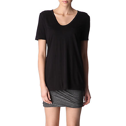 T BY ALEXANDER WANG Classic t-shirt (Black