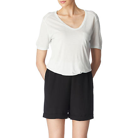 T BY ALEXANDER WANG Classic t-shirt (Ice