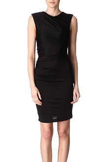 T BY ALEXANDER WANG Shiny draped dress