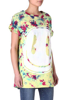 HOUSE OF HOLLAND Tie-dye t-shirt