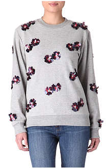 HOUSE OF HOLLAND Embellished sweater
