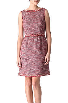 RED VALENTINO Tweed dress