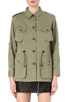 RAG & BONE Ohara cotton-blend jacket
