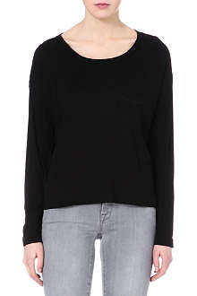 RAG & BONE The Pocket long-sleeved top