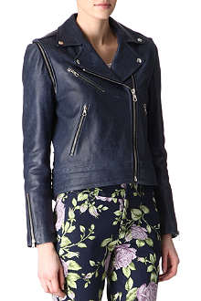 RAG & BONE Bowery leather biker jacket