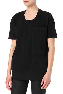 RAG & BONE Neoprene oversized top
