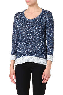 RAG & BONE Naomi flecked jumper
