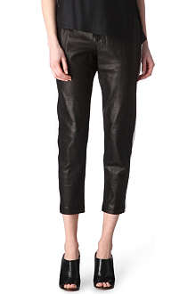 RAG & BONE Dakar leather trousers