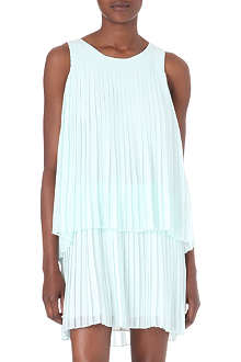 RAG & BONE Violette pleated dress