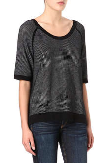 RAG & BONE Diem short-sleeved top