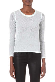 RAG & BONE Diem long-sleeved top