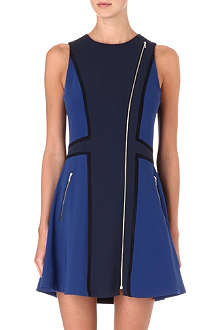 RAG & BONE Rae zip-front dress