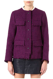 RAG & BONE Chelsea tweed jacket