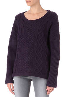 RAG & BONE Cara knitted jumper