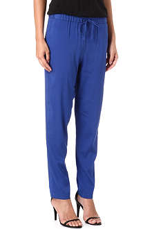 RAG & BONE Easier silk-crepe trousers