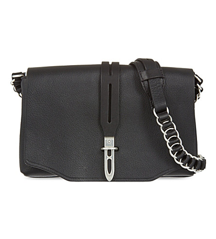 RAG & BONE Enfield mini bag (Black+010