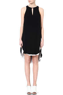 RAG & BONE Alyna crepe dress