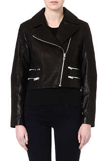 RAG & BONE Vespa leather jacket