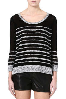 RAG & BONE Azra striped jumper